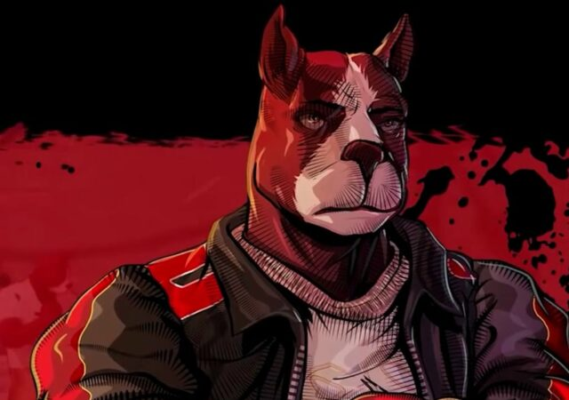WarDogs: Red's Return héros