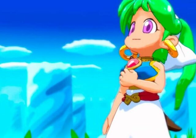 Wonder Boy: Asha in Monster World - Asha