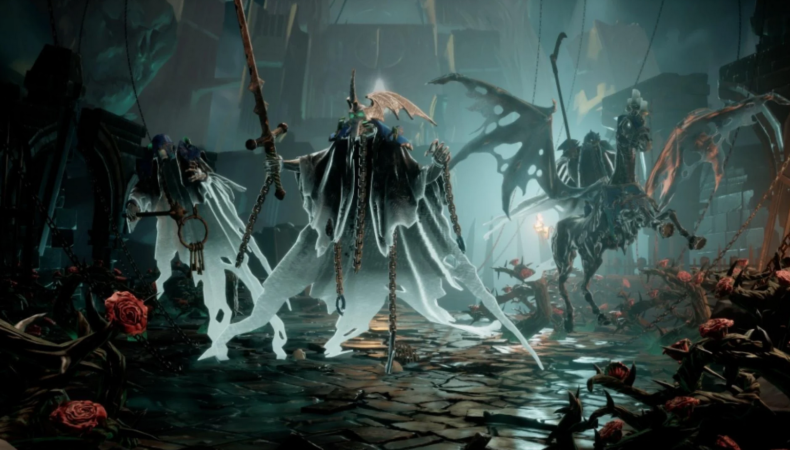 Warhammer Age of Sigmar: Storm Ground nightaunt