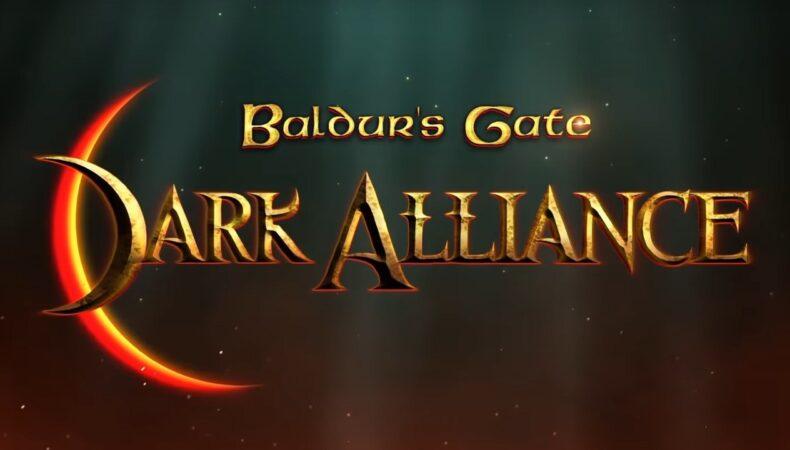 Baldur's Gate: Dark Alliance Logo