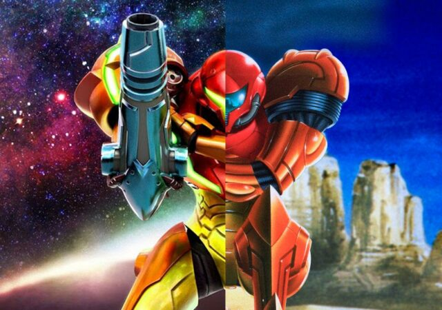 505 games Mercury Steam Metroid