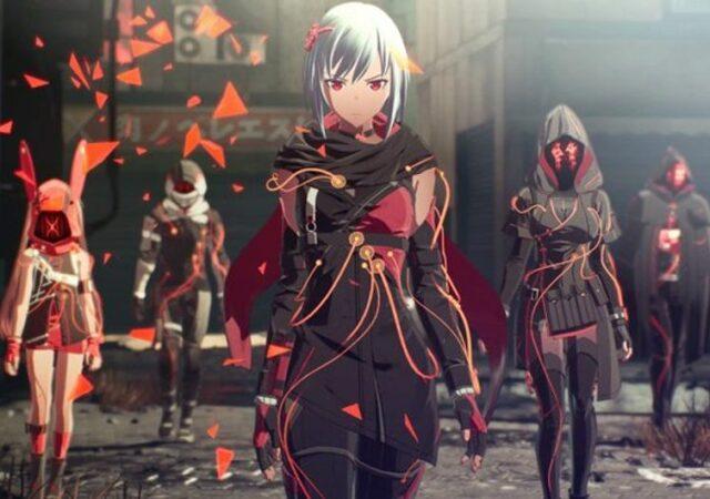 scarlet nexus heroine