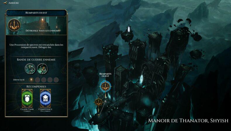 Warhammer Age of Sigmar : Storm Ground campagne
