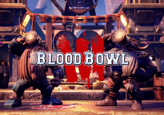 Blood Bowl 3 logo