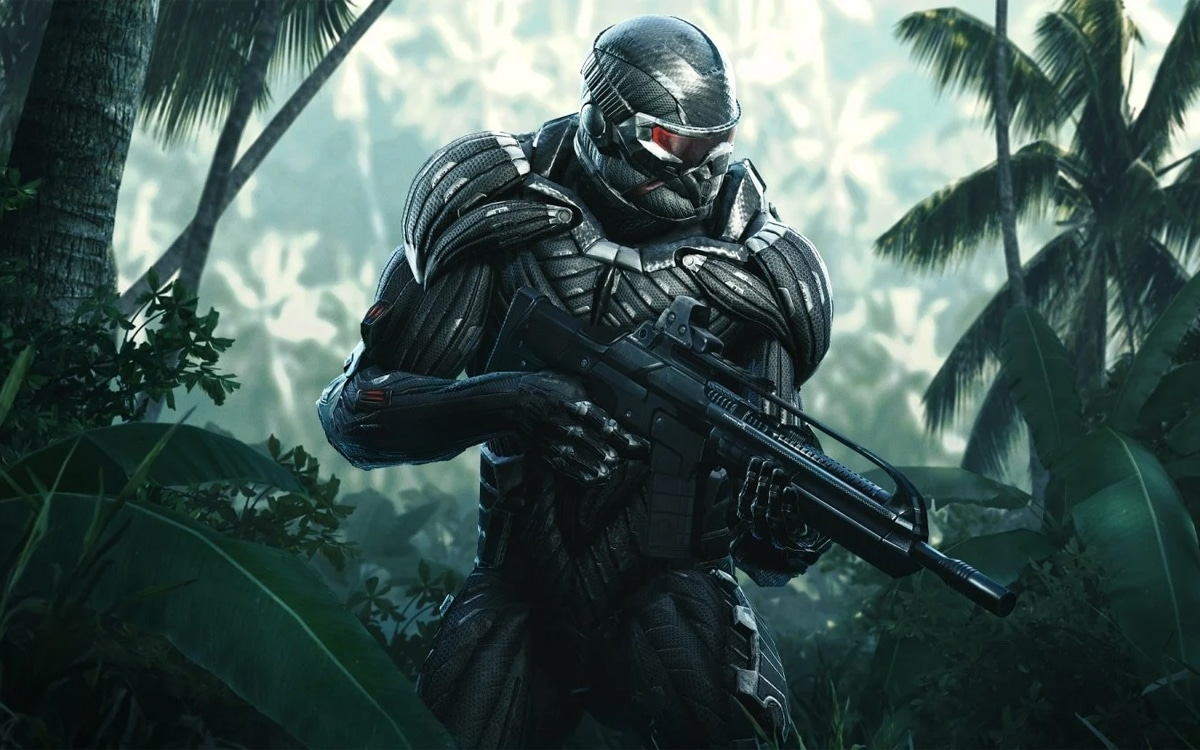 Crysis Remastered Trilogy perso
