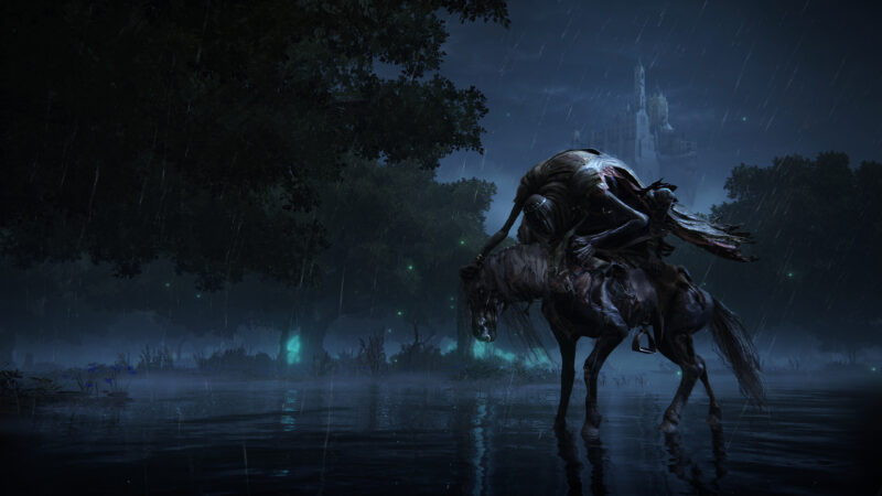 elden ring mort cheval