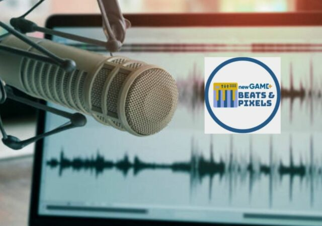 Logo B&P podcast NG+