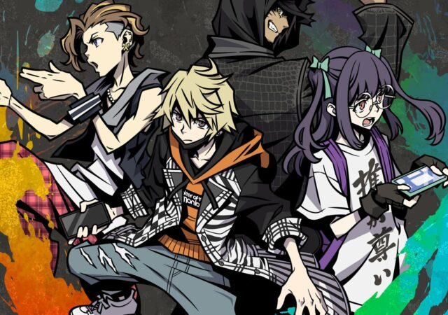 NEO: The World Ends with You démo