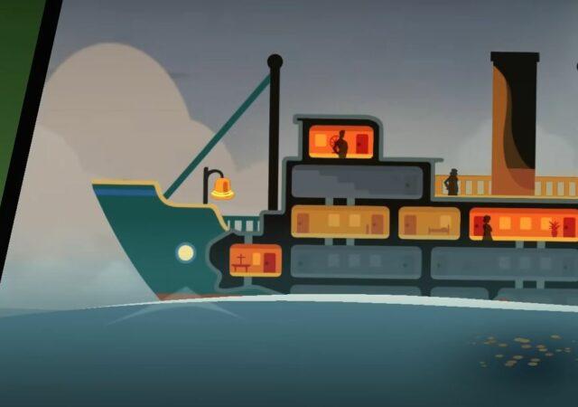 Overboard! bateau
