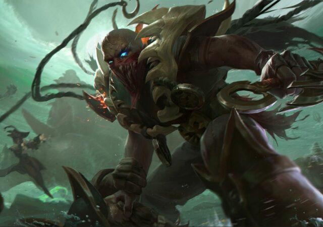 Pyke legends of runeterra