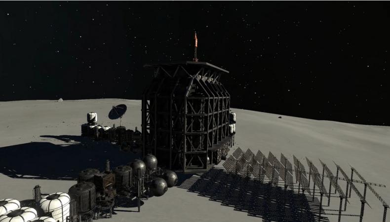 Kerbal Space Program 2 colonie