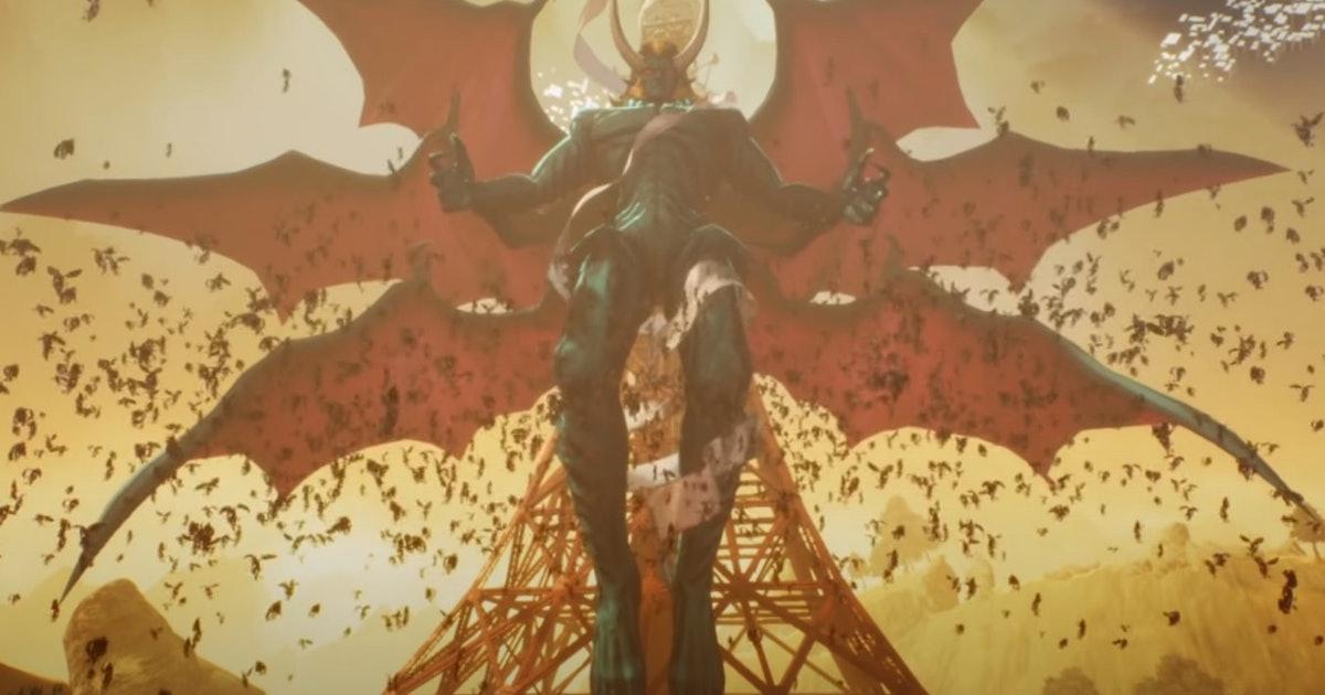 Shin Megami Tensei V - Démon