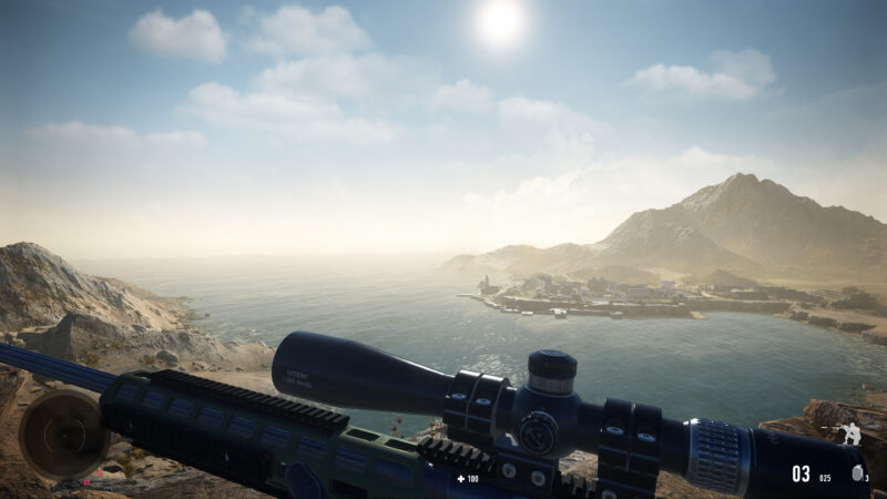 Sniper Ghost Warrior Contracts 2 île