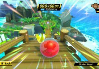 Super monkey ball banania mania Screen