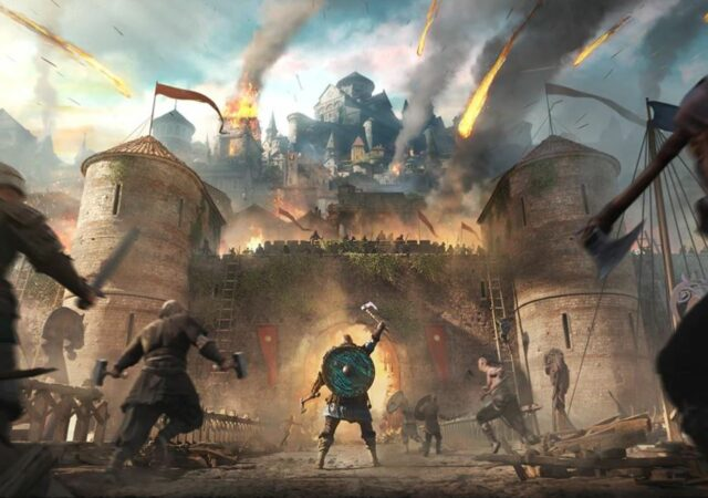 assassins creed valhalla siege of paris