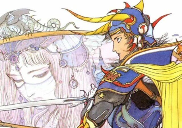 final fantasy pixel remaster FF6