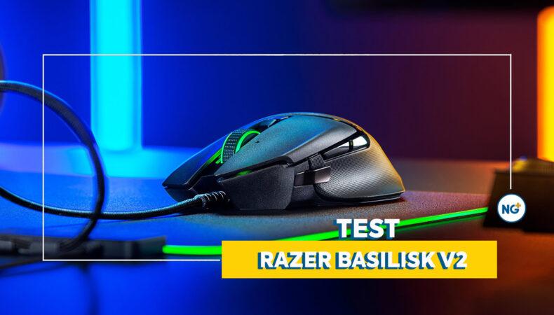 Razer Basilisk V2 une custom