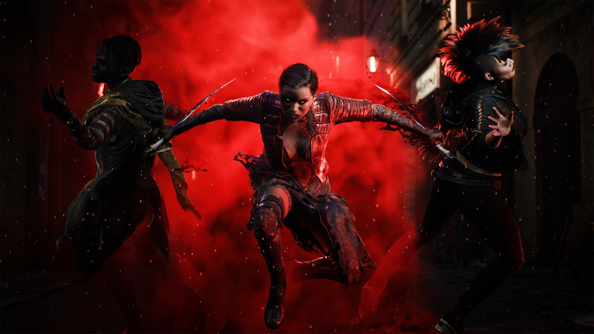 Vampire The Masquerade: Blood Hunt art