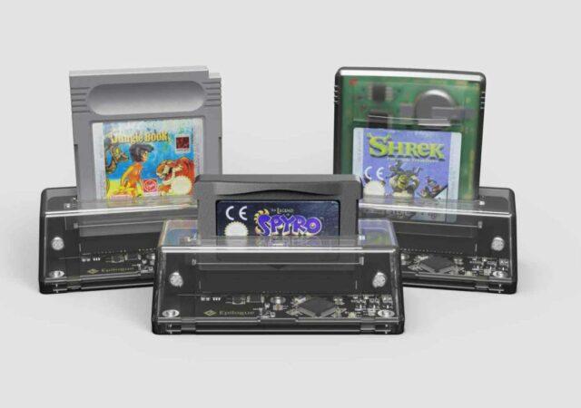 Adaptateur Game Boy Epilogue