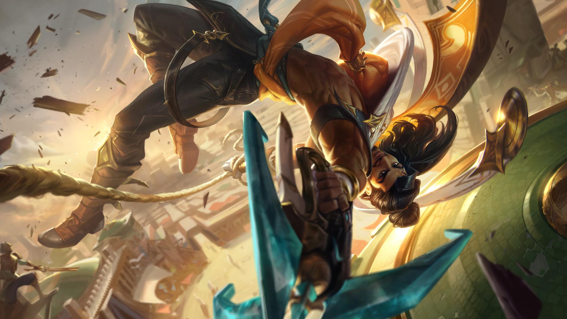 Ashkan League of Legends