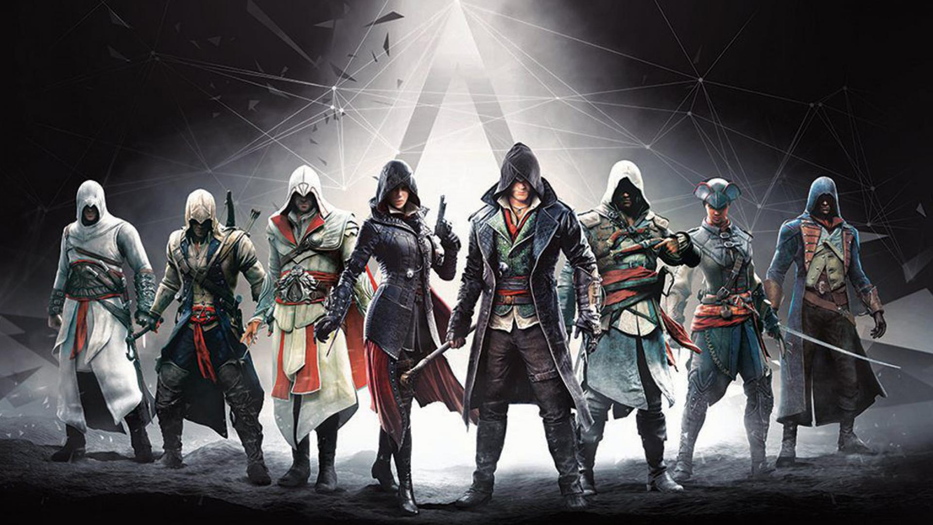 Assassins Creed infinity multi