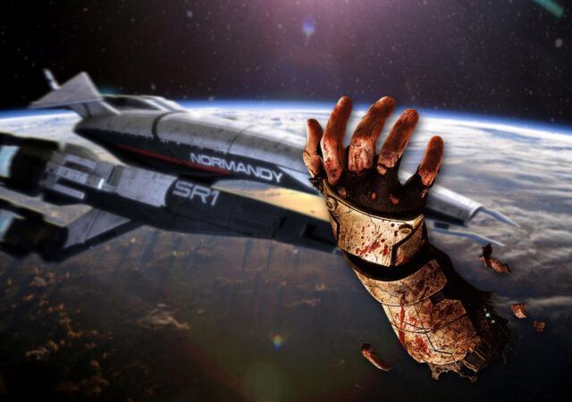 Mass Effect + Dead Space