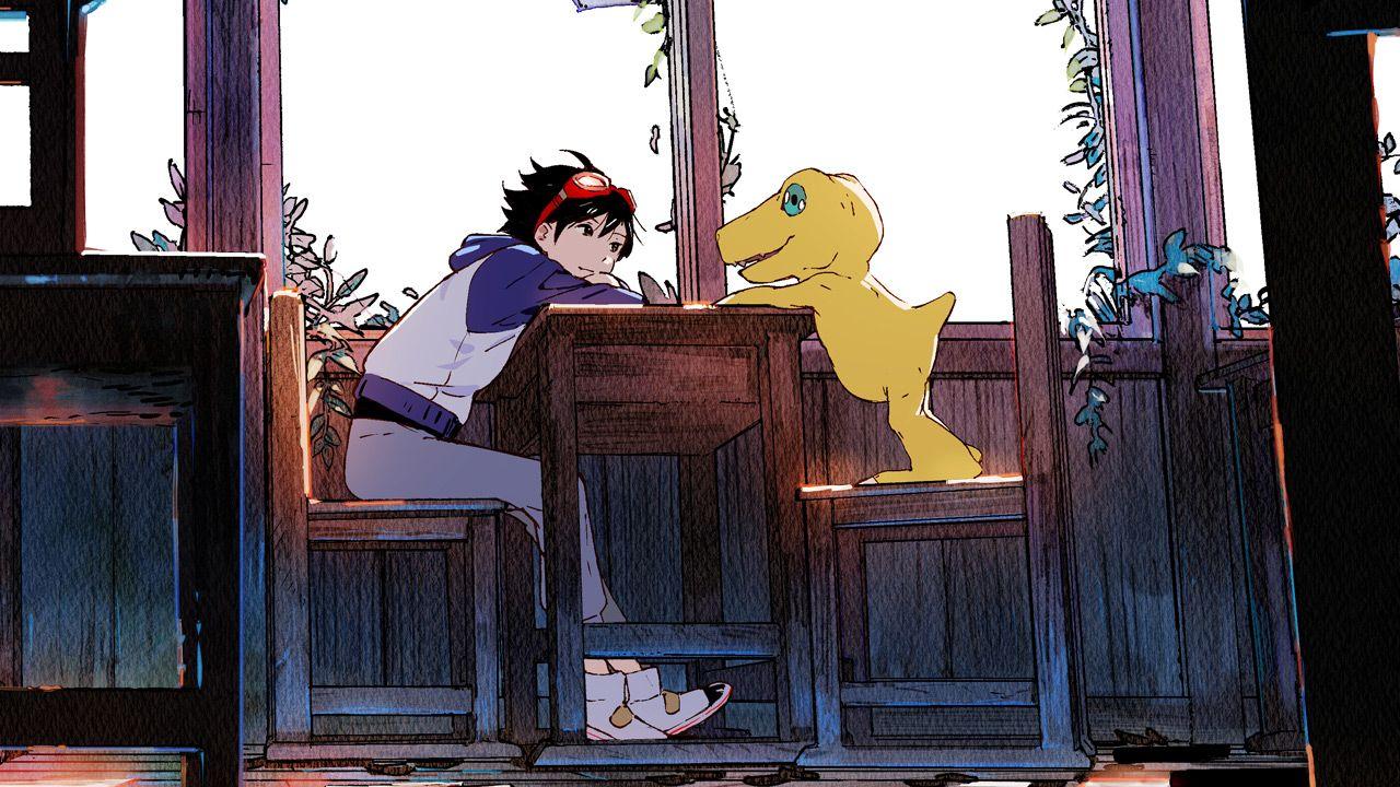 Digimon Survive - Ennui