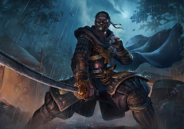 ghost of tsushima Jin sabre