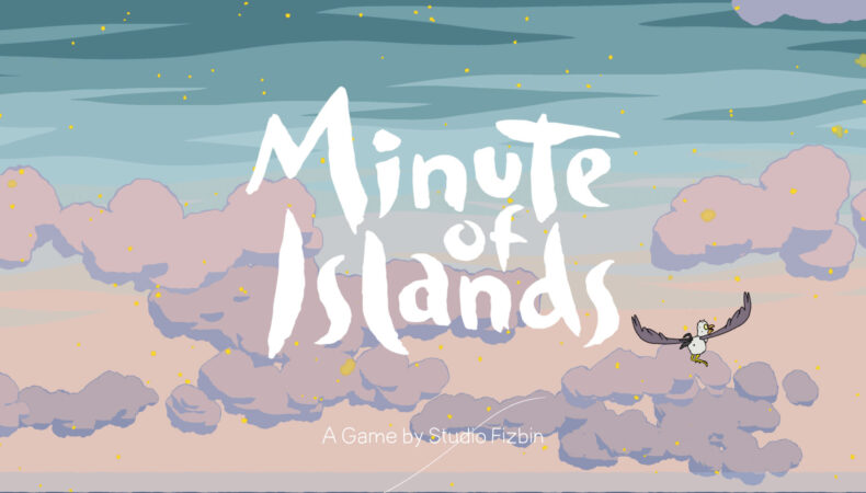 Minute of Island titre