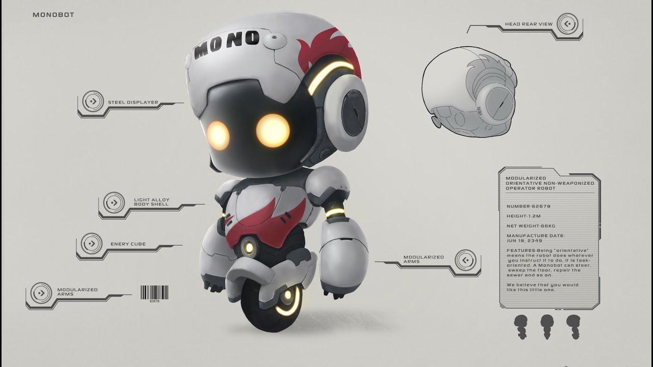 Monobot heros
