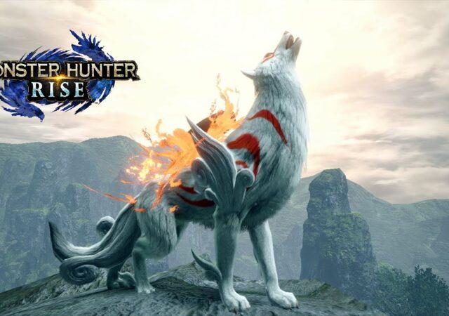 Monster Hunter Rise - Okami