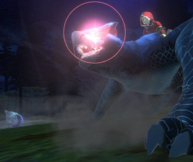 Monster Hunter Stories 2 - Narga