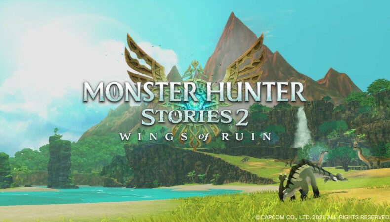 Monster Hunter Stories 2 - Titre
