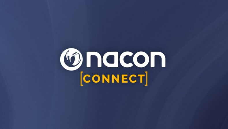 Nacon Connect logo