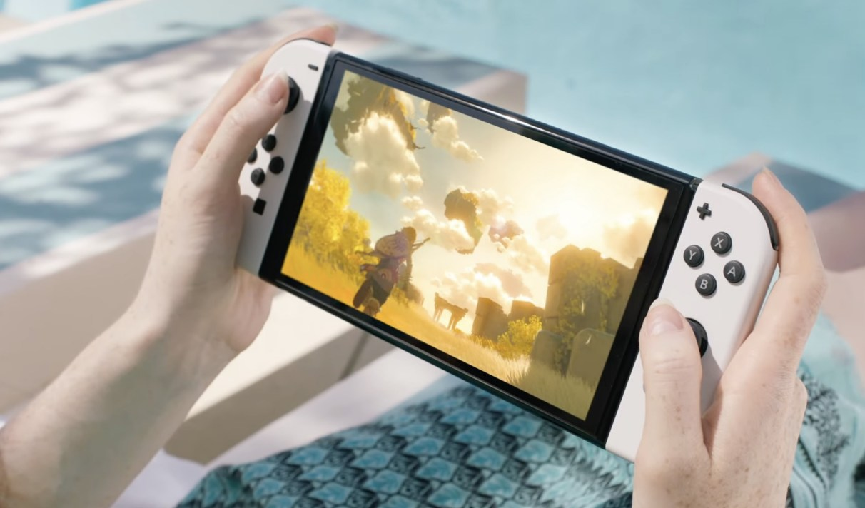 Nintendo Switch Oled écran