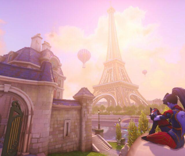 Overwatch League 2021 Paris