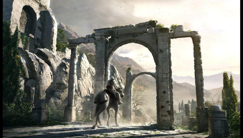 Ubisoft Raphael Lacoste