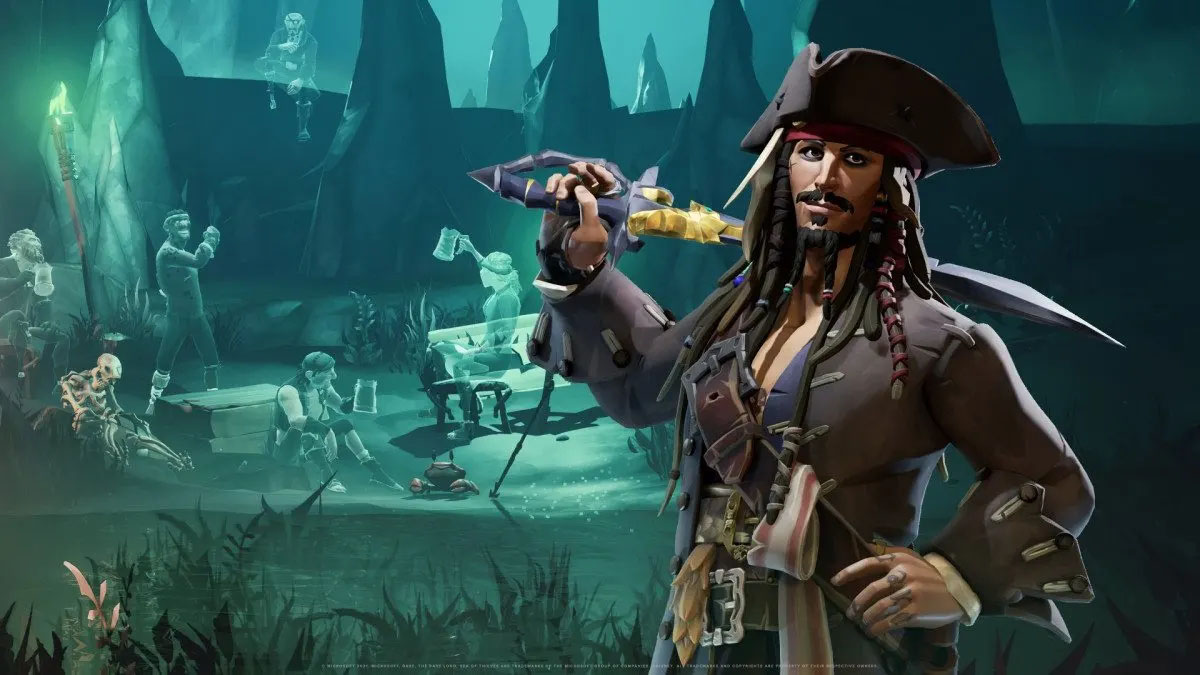 Sea of Thieves Caraïbes Game Pass