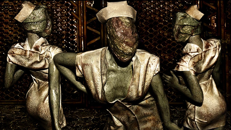 Silent Hill infirmières
