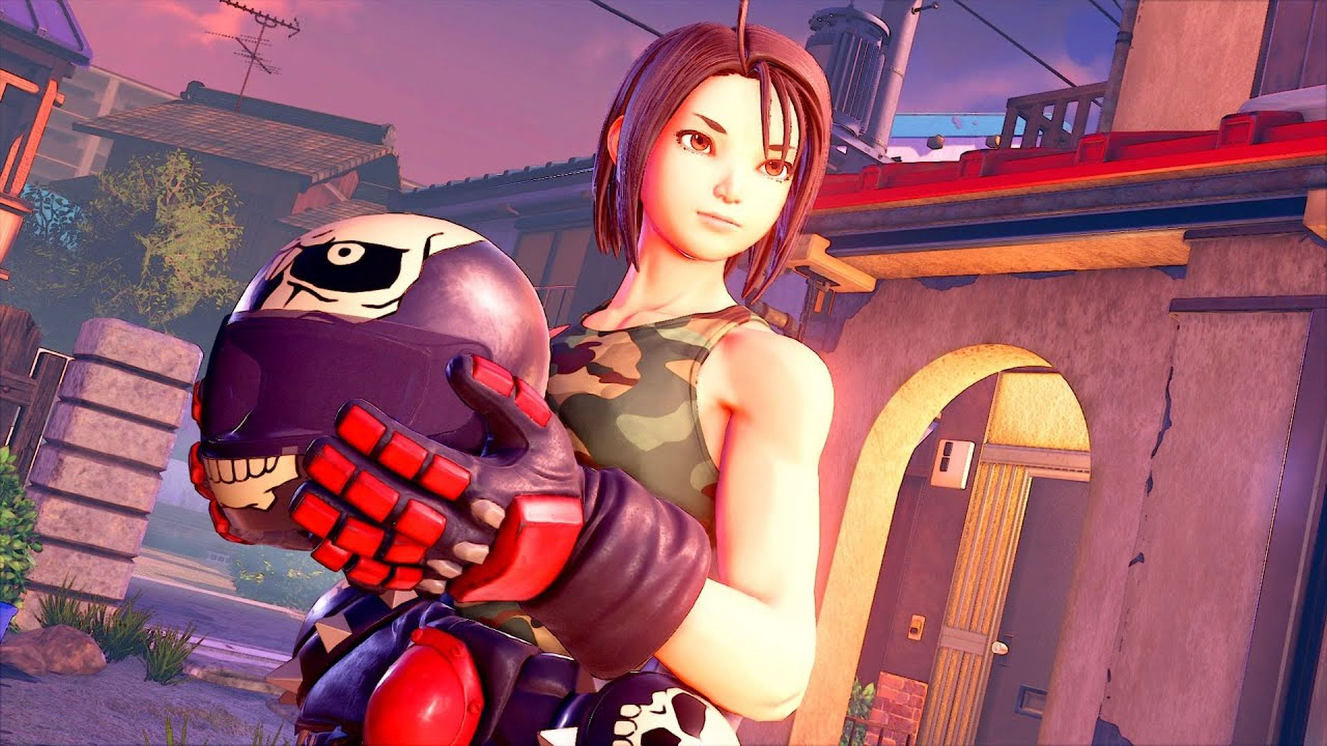 Street fighter 5 akira