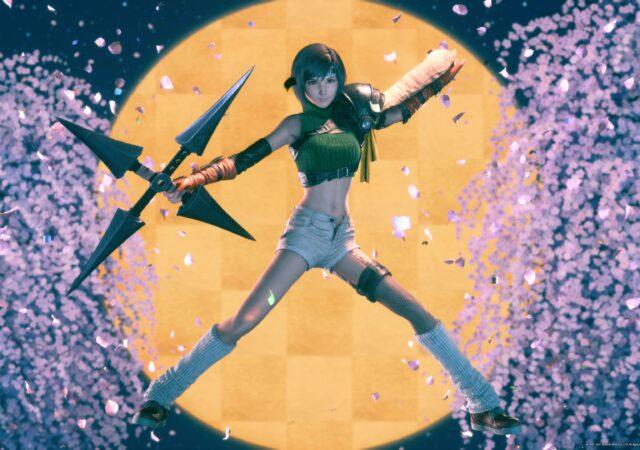 Test Final Fantasy VII Remake Intergrade - Yuffie