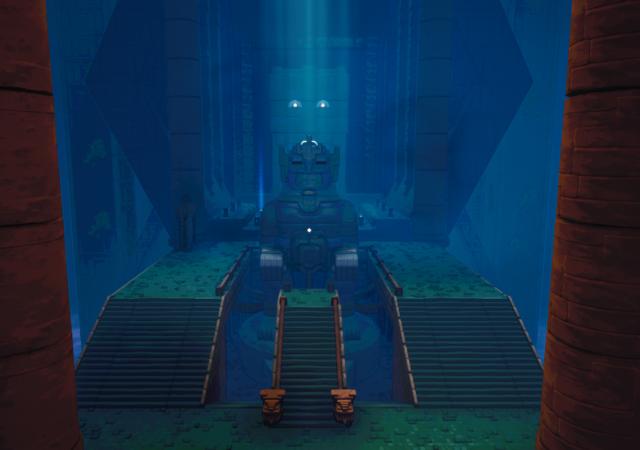 Test Phantom Abyss Caverne