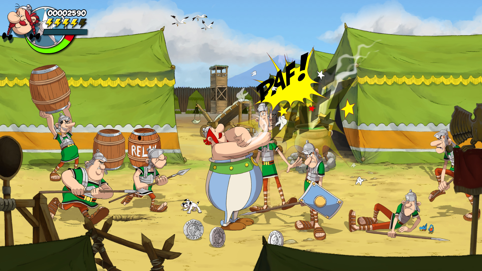 asterix & obelix baffez-les tous romains