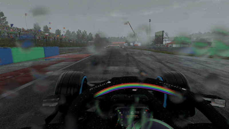 F1 2021 pluie