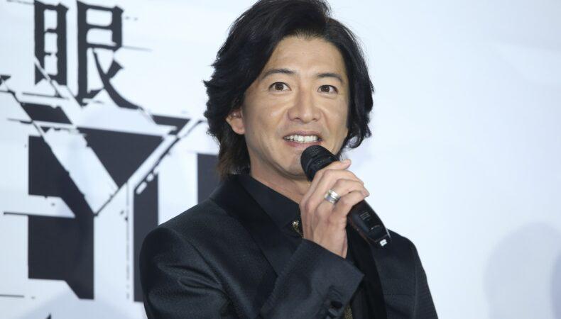 Takuya Kimura Judgment
