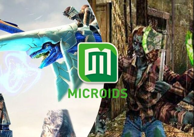 microids panzer dragoon house of the dead