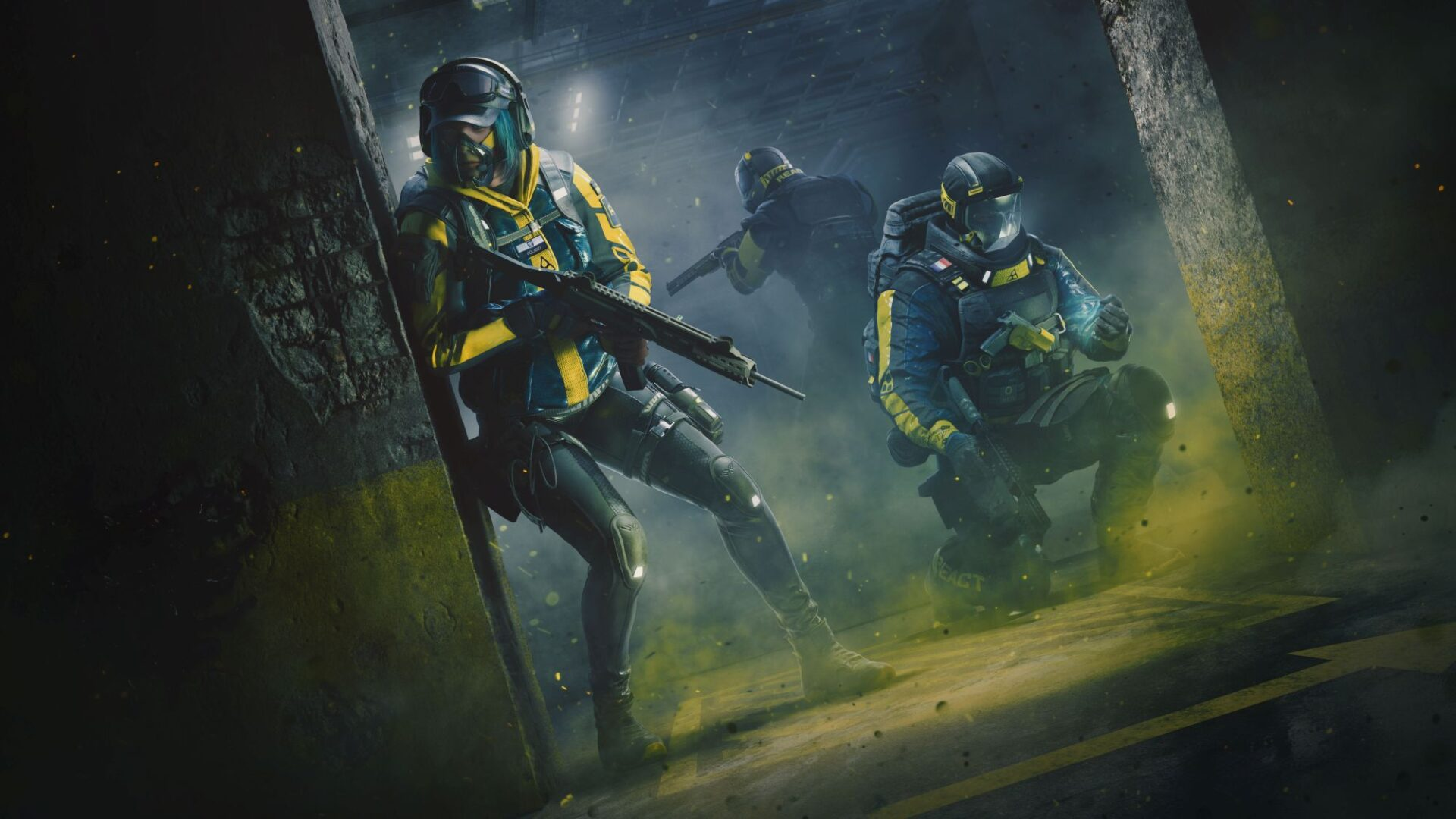 rainbow six extraction infiltration