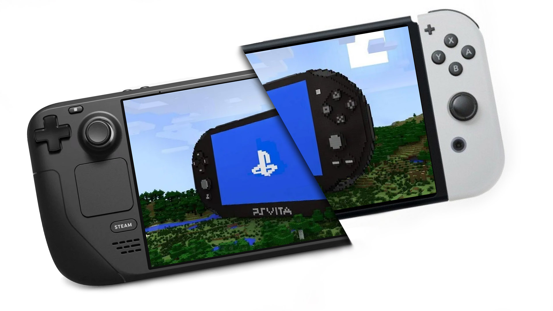 Consoles Portables Steam Switch