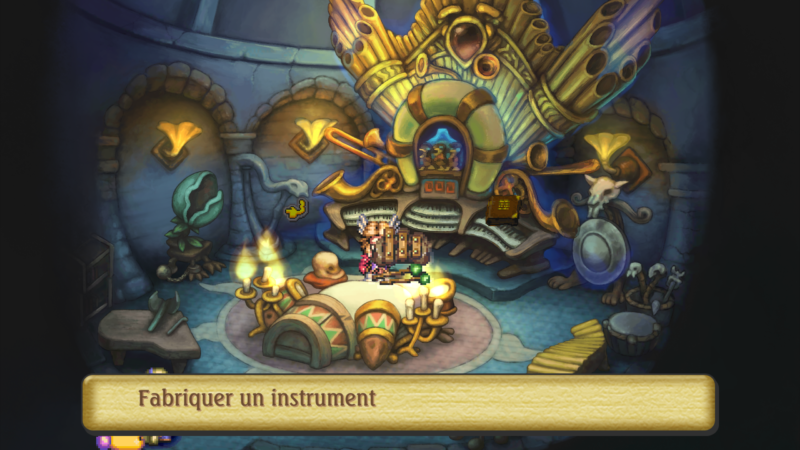 the legend of mana instruments