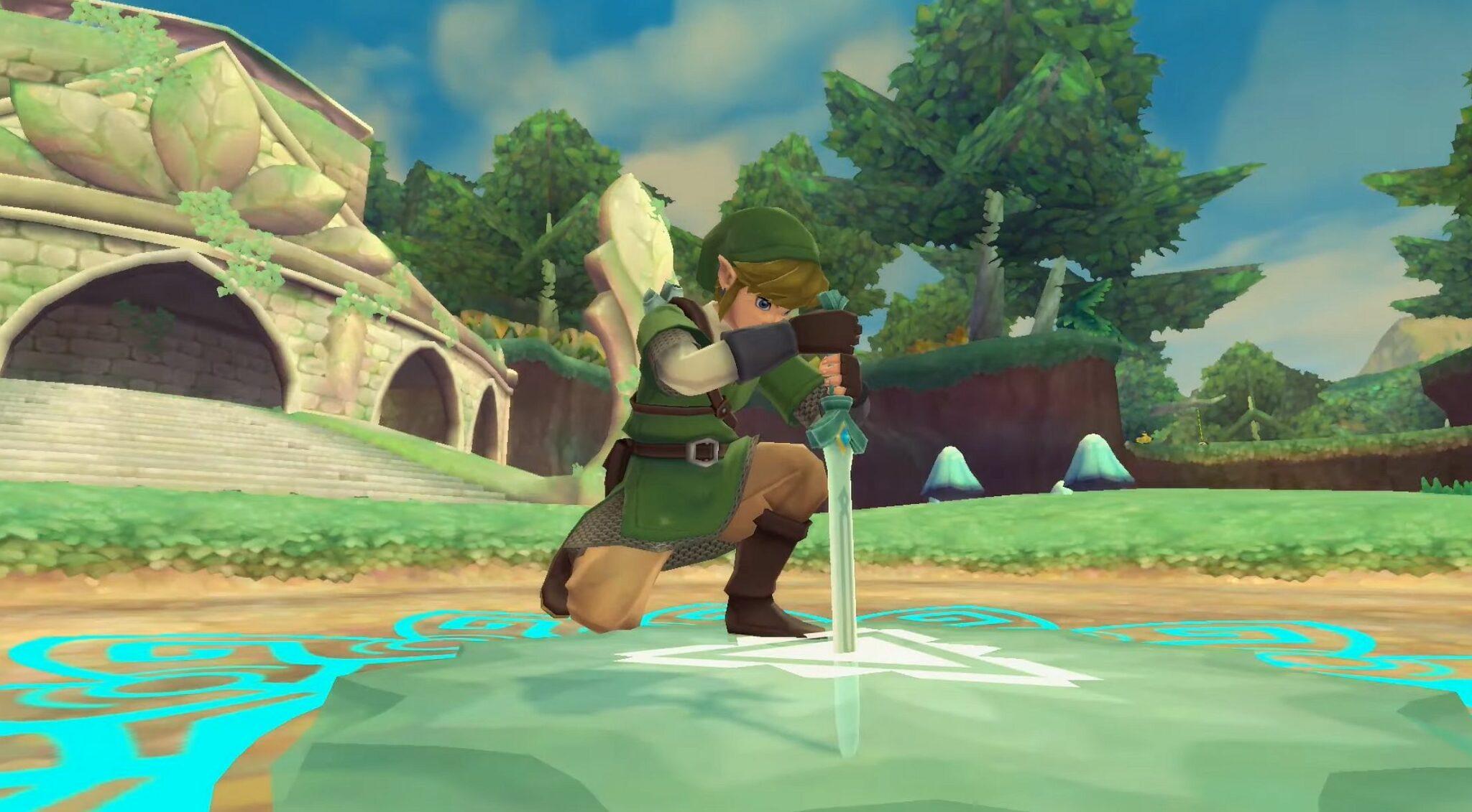 Critique du jeu The Legend of Zelda: Skyward Sword HD